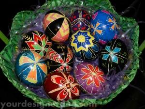 pysanky, easter eggs, easter egg decorating, ukrainian easter eggs