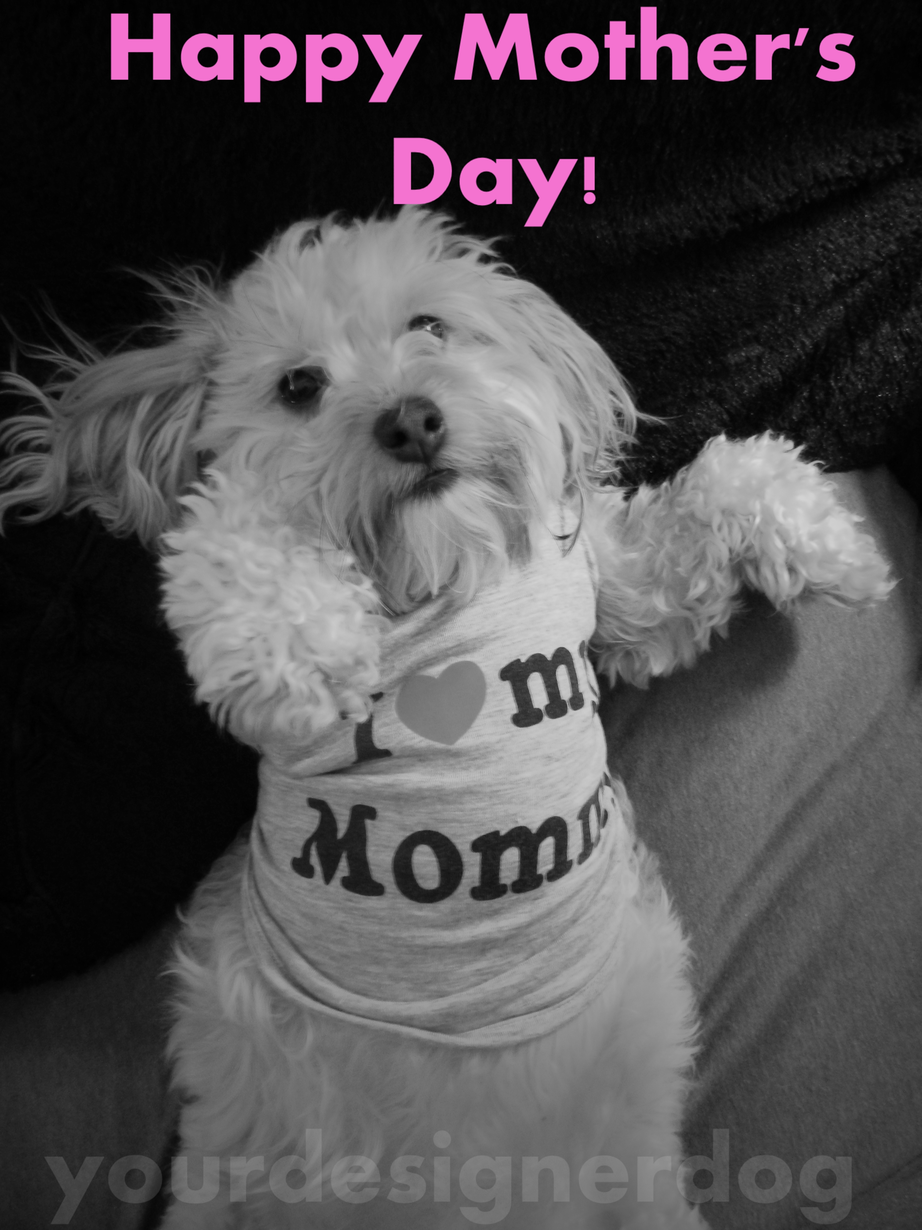 Happy Mother's Day – Black and White Sunday #10