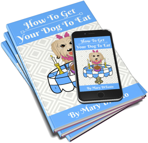 dog food, nutrition, kibble, picky eating, ebook