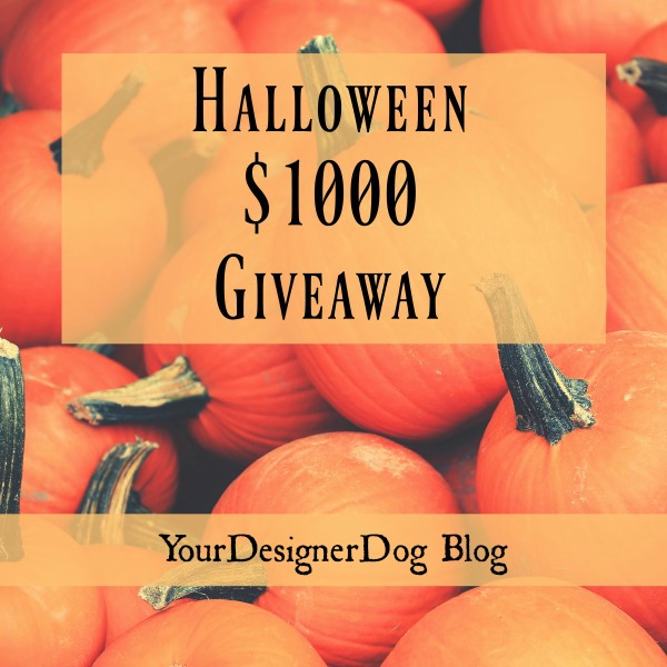 The Happy Halloween Giveaway! Win $1000! Ends 10/31